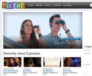 Picrap Offers No Hassle TV Show Streaming in and Outside of the US