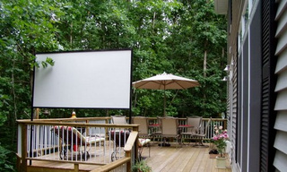 Get Inspired and Learn How to Build an Outdoor Theater at BackyardTheater
