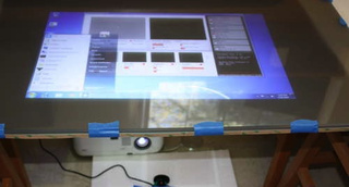 Make Your Own Multi-Touch Surface
