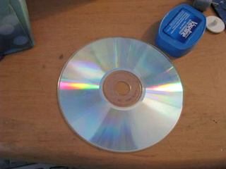 Save Old, Scratched CDs with Vaseline