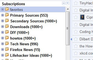 How to Declutter and Streamline Your Google Reader Inbox