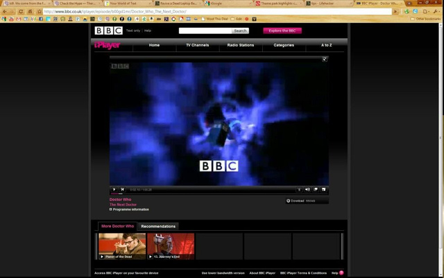 How to Access the BBC iPlayer (and TV Like Doctor Who) from Outside the U.K.