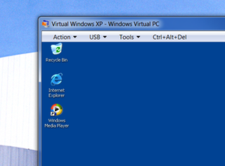 Windows XP Mode No Longer Requires Virtualization Hardware