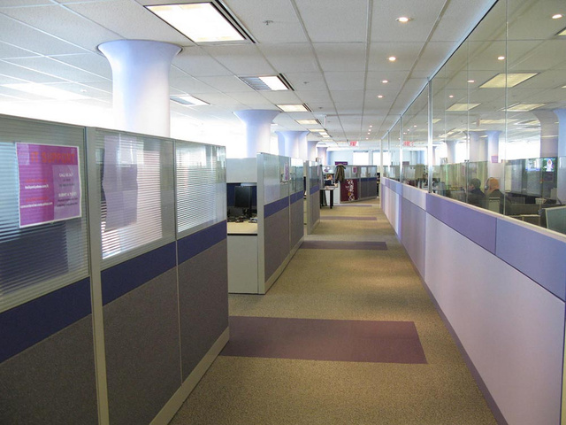 Inside the Offices of Yahoo! Canada - Gallery