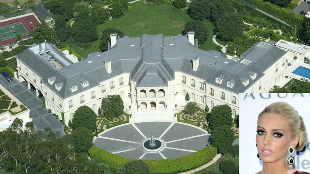 22-Year-Old Heiress Buying $150 Million Spelling Mansion
