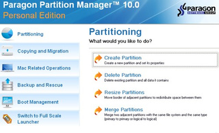 Download Paragon Partition Manager for Free Today