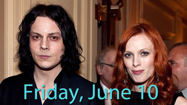 Jack White And Karen Elson Throw Themselves A Divorce Party
