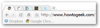 Make Google Chrome Open with Permanently Pinned Tabs