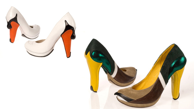 OMG, Bird Shoes!