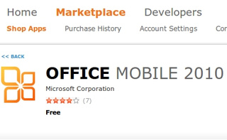 Office 2010 Mobile Available for Beta Download