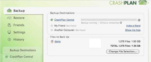 Five Best Online Backup Tools
