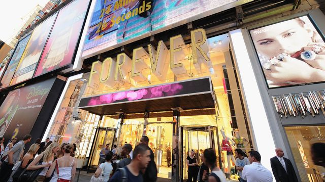 Forever 21 Sues Fashion Blogger