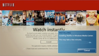 Netflix Update Comes to Windows 7 Media Center, Looks Excellent