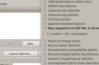 Restore Ctrl-Alt-Backspace Behavior in Ubuntu 9.10