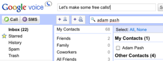 Make Unlimited Free Calls on Your Cellphone with Google Voice