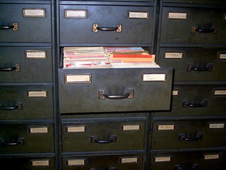 Beat Your Filing Cabinet into Shape with a Filing System Workflow