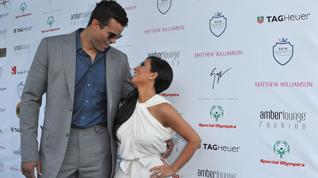 Kim Kardashian And Kris Humphries Negotiate Their Prenup