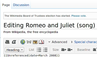 Try Out Wikipedia's New Look in Beta