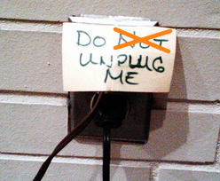 Know When You Should Unplug from the Internet