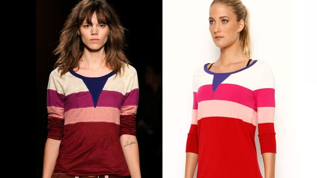 Australian Brand Knocks Off Isabel Marant