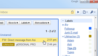 Better Gmail for Google Chrome