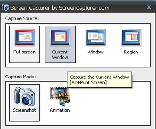 Extensoft Screen Capturer Grabs Desktop Images, Video, and Audio