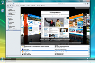 "Safari 4 Beta Adds Cover Flow, Runs ""3x Faster"" than Firefox"