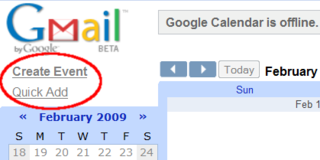 Google Apps Users Get Offline Calendar Access