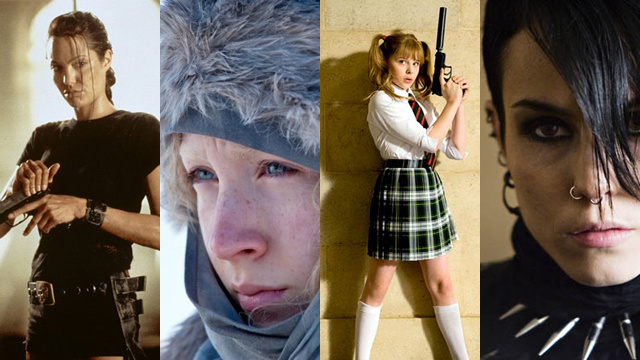 What Makes A Perfect Female Action Hero?