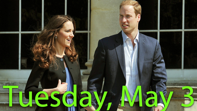 William and Kate Heading To Hollywood
