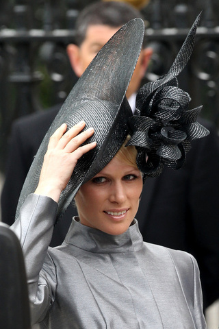 Hats And Headpieces From The Royal Wedding