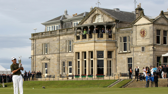 Historic Golf Club Could Admit Women