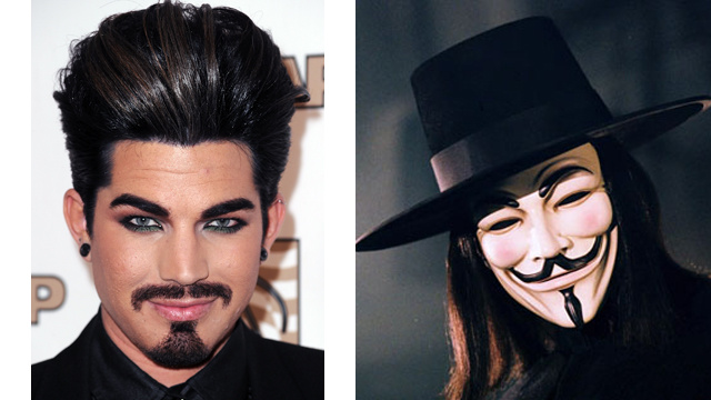 Do You Like Adam Lambert's Devilish New Look?