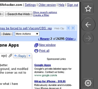A Closer Look at Fennec, the Mobile Firefox Browser