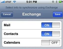 Set Up Push Email, Contacts, and Calendar on Your iPhone for Free