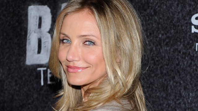 Cameron Diaz Doesn't Give A Shit About Her High School Peeps