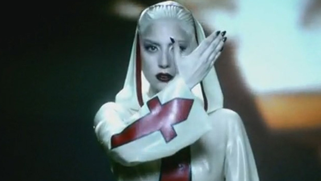 Catholics Angry With Lady Gaga's Blashphemous New Single