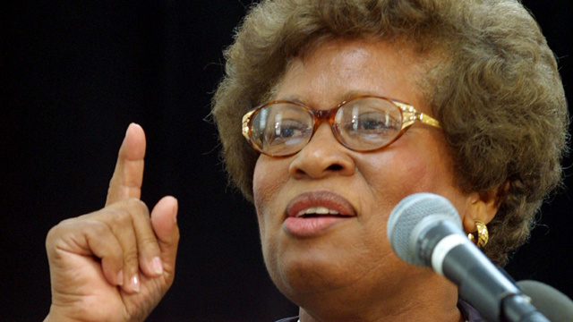 Joycelyn Elders Is So Sick Of Vaginal Politics She Could Just Vomit