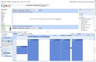 Integrate Gmail and Google Calendar with Enhance Gmail