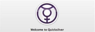 Screenshot Tour: A look under the hood of Quicksilver