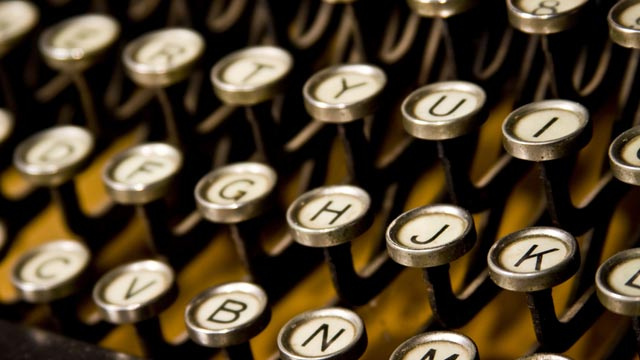 Typewriters Are The Next Annoying Retro Fad