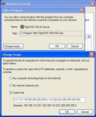 Geek to Live:  Secure VNC with Hamachi