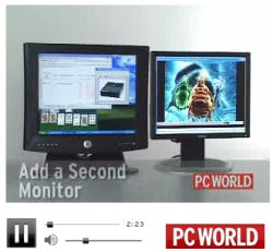 How to set up dual monitors