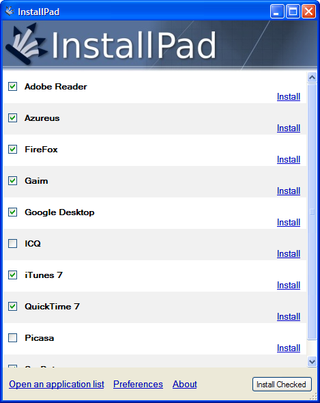 Geek to Live:  Automatically download and install your favorite software