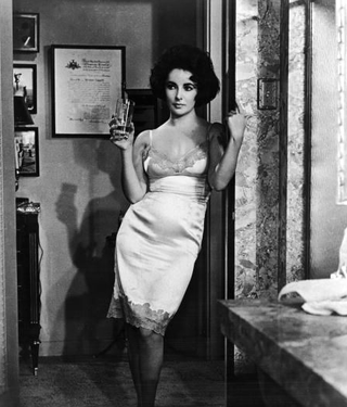 Elizabeth Taylor's Life In Front Of The Camera