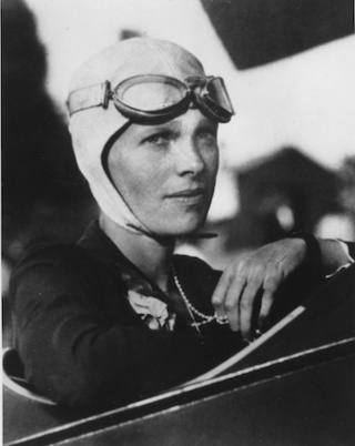 Amelia Earhart Possibly Lived As Island Castaway