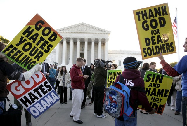 Hatechurch Westboro Baptist Antagonizes Hacker Group