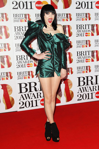 Brit Awards Are British, Stylish