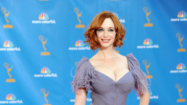 More Women Want Bigger Boobs, And It's Christina Hendricks' Fault