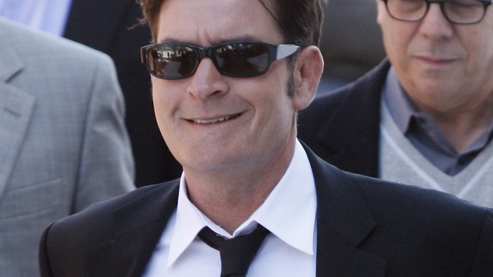 Charlie Sheen Has Several Perfectly Reasonable Excuses